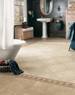 West Chester Bathroom Tile Installation
